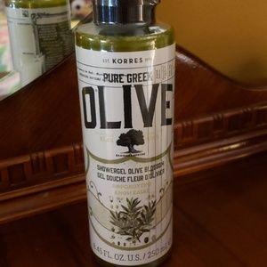 Korres Pure Greek Olive Blossom Shower Gel